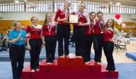 Deerfield displays look of champion at CSL North Meet