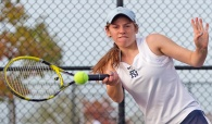 New Trier's Finke shines at clay court nationals